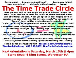 TimeTradeflier